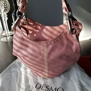 Handbags - Beautiful DESMO Purse Italian Leather